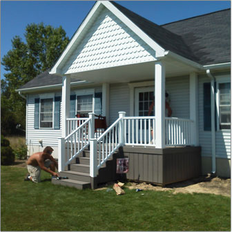 Northern Exteriors Home Builder WNY